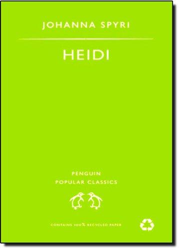 9780140621914: Heidi (Penguin Popular Classics)