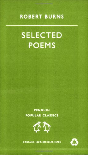 9780140622003: Selected Poems Robert Burns (Penguin Popular Classics) (English and Spanish Edition)