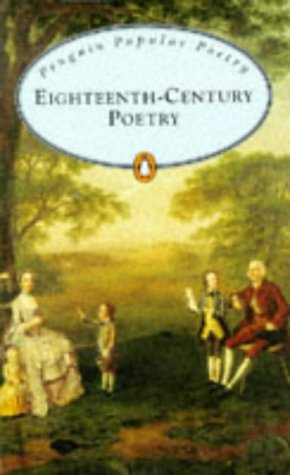 9780140622089: Selected Eighteenth Century Poetry (Penguin Popular Classics)