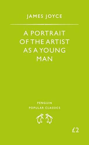 9780140622300: A Portrait of the Artist as a Young Man (Penguin Popular Classics)