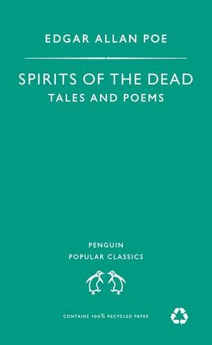 9780140622393: Spirits of the Dead: Tales and Poems (Penguin Popular Classics)
