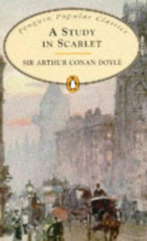 9780140622416: A Study in Scarlet (Penguin Popular Classics)