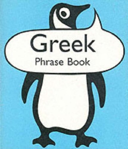 9780140622799: Greek Phrase Book (Penguin Popular Reference)