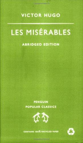 9780140622911: Les Miserables (Penguin Popular Classics)