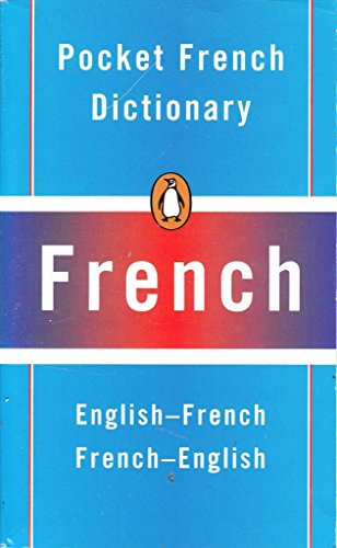Pocket French Dictionary:French-English/English-French (Penguin Popular Reference): Merlin Thomas and