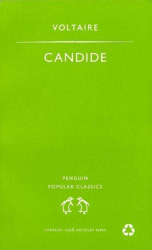 9780140623031: Candide (Penguin Popular Classics)