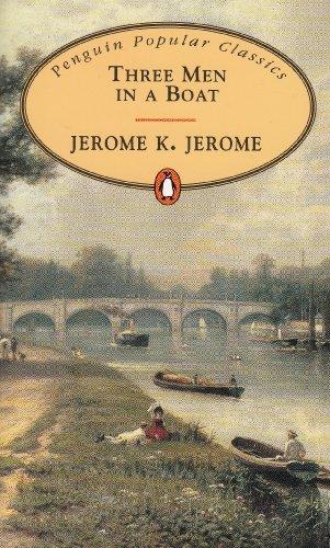 9780140623673: Three Men in a Boat (Penguin Popular Classics)