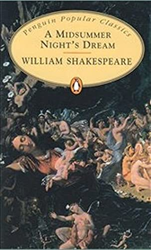 9780140623697: A Midsummer Night's Dream