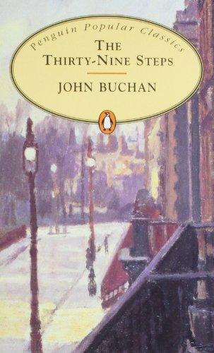 The Thirty-Nine Steps: Buchan, John