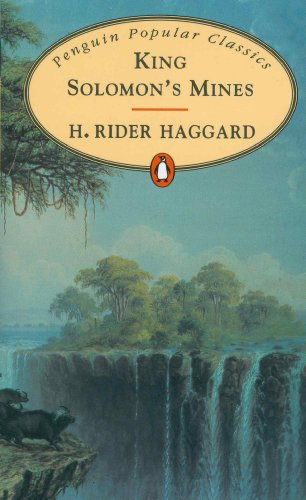 KING SOLOMON'S MINES.: RIDER HAGGARD, H.