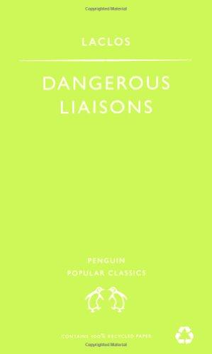 9780140624489: Dangerous Liaisons