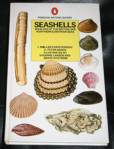 9780140630121: Seashells: Bivalves of the British and Northern European Seas (Penguin nature guides)