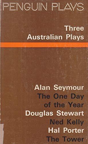 9780140700039: Three Australian Plays