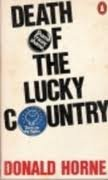 9780140700497: Death of the Lucky Country