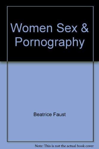 9780140700886: Women, Sex & Pornography