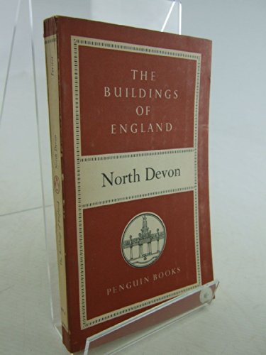9780140702040: North Devon (The Buildings of England Series No. 4)