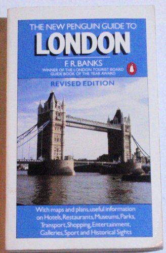 9780140704204: The New Penguin Guide to London (Penguin Handbooks)