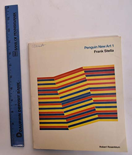 9780140706215: Frank Stella (New Art)