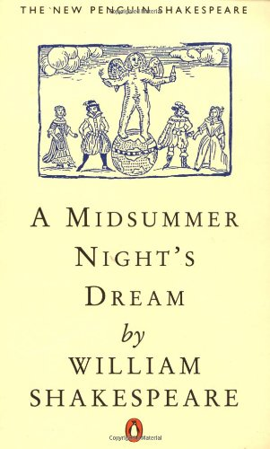 9780140707021: A Midsummer Night's Dream (The new Penguin Shakespeare)