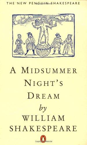 9780140707021: Midsummer Night's Dream, A (Penguin) (Shakespeare, Penguin)