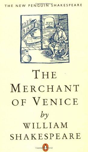 9780140707069: The Merchant of Venice (The new Penguin Shakespeare)
