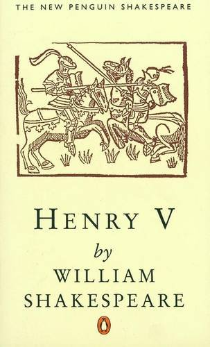 9780140707083: Henry V (The New Penguin Shakespeare)