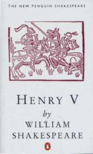 9780140707083: Henry V (The New Penguin Shakespeare)