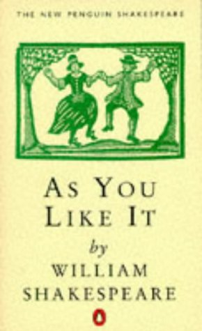 9780140707144: As You Like IT (New Penguin Shakespeare)