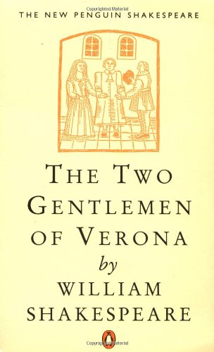 9780140707175: The Two Gentlemen of Verona (New Penguin Shakespeare)