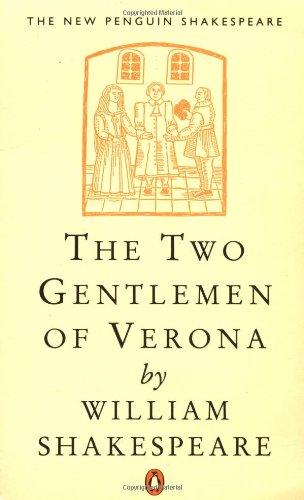 9780140707175: The Two Gentlemen of Verona (Penguin Shakespeare)