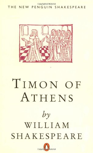 9780140707212: Timon of Athens (New Penguin Shakespeare)