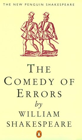 9780140707250: The Comedy of Errors (New Penguin Shakespeare)