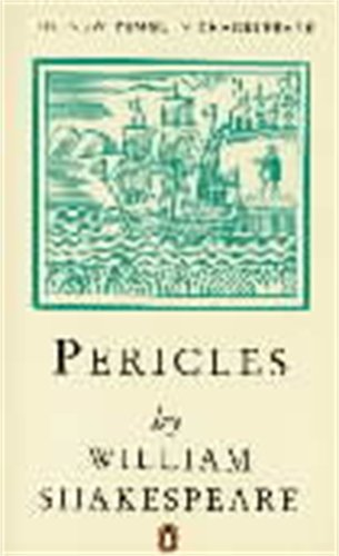 9780140707298: Pericles Prince of Tyre (New Penguin Shakespeare)