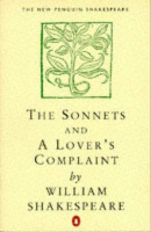 9780140707328: The Sonnets (New Penguin Shakespeare)