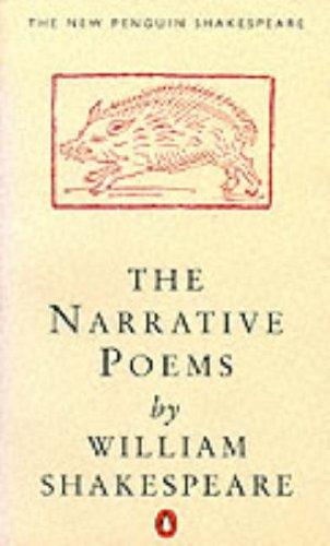 9780140707434: The Narrative Poems (Shakespeare, Penguin)