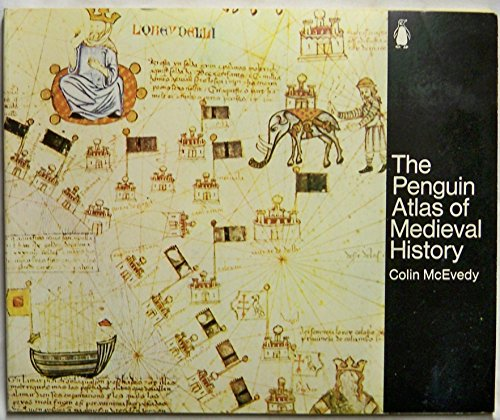9780140708226: The Penguin atlas of medieval history