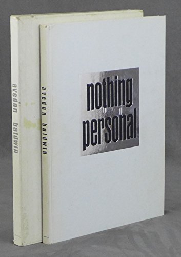 Nothing Personal (0140708316) by James Baldwin; R. Avedon