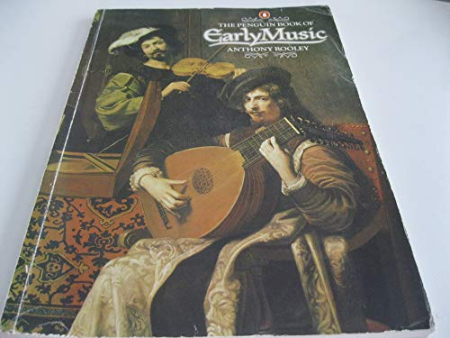 9780140708462: Penguin Book of Early Music