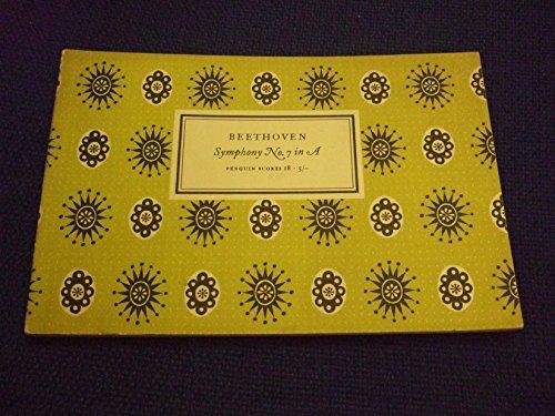 9780140709186: Beethoven : Symphony No. 7 (Penguin music scores)