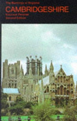 9780140710106: Cambridgeshire (The Buildings of England)