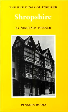 9780140710168: Shropshire (The Buildings of England)