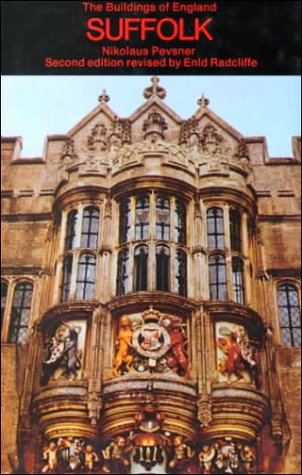 9780140710205: Suffolk (The Buildings of England)