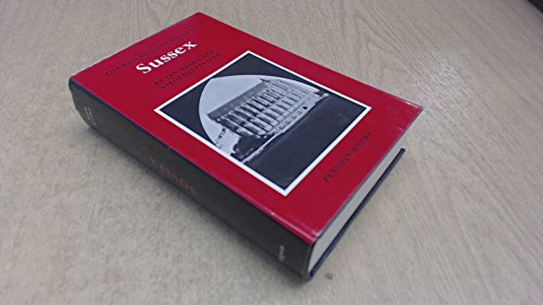 9780140710281: Sussex (The Buildings of England)