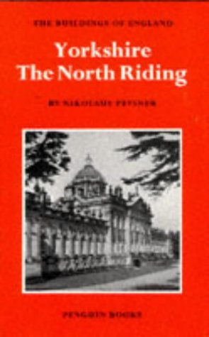 9780140710298: Buildings Of England Yorkshire North Riding