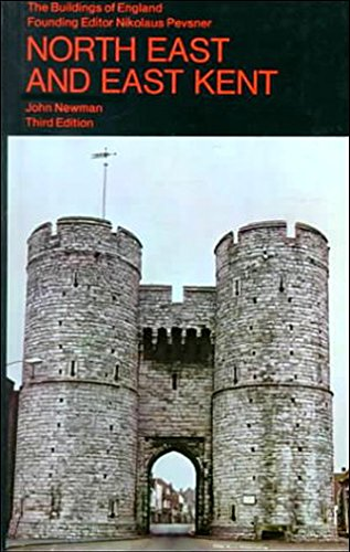 9780140710397: North East And East Kent (The Buildings of England)