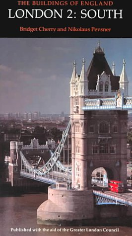 9780140710472: London 2: South: South v. 2 (The Buildings of England)