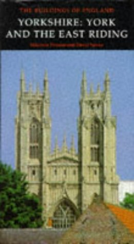 9780140710618: The Buildings of England: Yorkshire:York And the East Riding