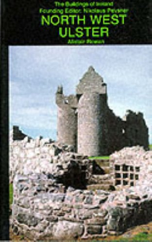 9780140710816: North West Ulster (Buildings of Ireland)