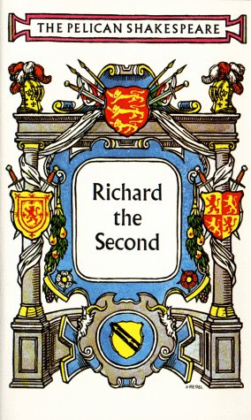 9780140714067: Richard II (Shakespeare, Pelican)