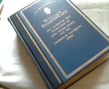 William Shakespeare : The Complete Works: Harbage, Alfred, General